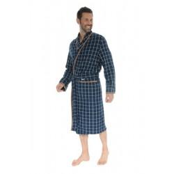 Robe de chambre châle Landry